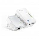 TP-LINK TL-WPA4220 AV600 Комплект N300 Wi-Fi Powerline адаптеров