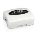 TP-LINK TL-PS110U Принт-сервер с портом USB 2.0 и портом Fast Ethernet