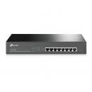 TP-LINK TL-SG1008MP 8-портовый гигабитный коммутатор с 8 портами PoE+