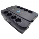 Powercom Spider SPD-1100U LCD Источник бесперебойного питания