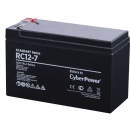 CyberPower Standart series RC 12-7 Аккумуляторная батарея