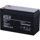 CyberPower Standart series RC 12-9 Аккумуляторная батарея