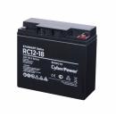 CyberPower Standart series RC 12-18 Аккумуляторная батарея