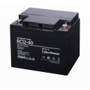 CyberPower Standart series RC 12-40 Аккумуляторная батарея