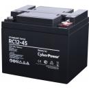 CyberPower Standart series RC 12-45 Аккумуляторная батарея