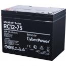 CyberPower Standart series RC 12-75 Аккумуляторная батарея