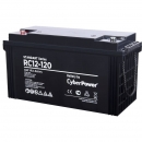 CyberPower Standart series RC 12-120 Аккумуляторная батарея