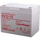 CyberPower Professional series RV 12-75 Аккумуляторная батарея