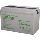 CyberPower Professional solar series (gel) GR 12-100 Аккумуляторная батарея
