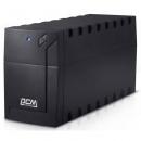 Powercom Raptor RPT-600AP IEC C13 Источник бесперебойного питания (черный)