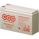 WBR HR 1224W F2F1 Аккумулятор 12В 5,5Ач