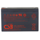 CSB HRL 634 Аккумулятор 6В 9Ач