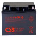 CSB GPL12400 Аккумулятор 12В 40Ач