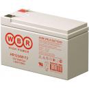 WBR HR 1234 Аккумулятор 12В 9Ач
