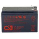 CSB GPL12120  Аккумулятор 12В 12Ач