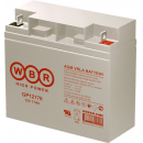 WBR GP 12170 Аккумулятор 12В 17Ач