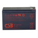 CSB GP1272_F2(F1) (28W) Аккумулятор 12В 7Ач