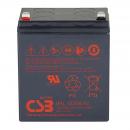 CSB Battery HRL1225W Аккумулятор 12 В, 5 Ач