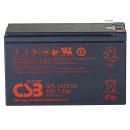 CSB GPL1272 Аккумулятор 12В 7.2Ач