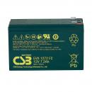 CSB Battery EVX 1272 Аккумулятор 12 В, 7,2 Ач