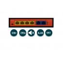 Wi-Tek WI-PS205H PoE-коммутатор