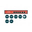 Wi-Tek WI-PS505V PoE-коммутатор