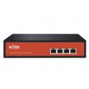 Wi-Tek WI-POC104 PoE-коммутатор для CCTV