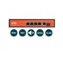 Wi-Tek WI-PS305GF PoE-коммутатор