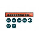 Wi-Tek WI-PS510V PoE-коммутатор