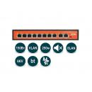 Wi-Tek WI-PS210G (v2) PoE-коммутатор