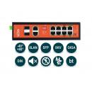 Wi-Tek WI-PS310GF-I (v2) PoE-коммутатор