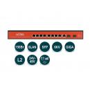Wi-Tek WI-PMS310GF-UPS PoE-коммутатор с контроллером солнечных панелей