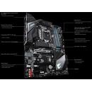 GIGABYTE Z390 AORUS ELITE Материнская плата, LGA 1151v2, Intel Z390, ATX, Ret