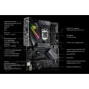 ASUS ROG STRIX B360-F GAMING Материнская плата , LGA 1151v2, Intel B360, ATX, Ret 90MB0WG0-M0EAY0