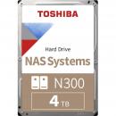 Toshiba N300 NAS HDWQ140UZSVA Жёсткий диск