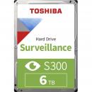 Toshiba S300 Surveillance HDWT860UZSVA Жёсткий диск