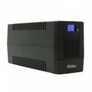 Qdion QDV 650 SCHUKO RJ45 USB Источник бесперебойного питания