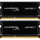 Kingston HyperX Impact HX318LS11IBK2/8 Оперативная память