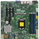 Supermicro X11SSL-F Серверная материнская плата