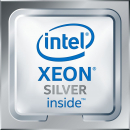 Lenovo ThinkSystem Intel Xeon Silver 4210 10C 85W 2.2GHz Processor Option Kit w/o FAN Серверный процессор
