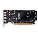 Dell NVIDIA Quadro P620 Half Height (4 mDP) for Precision SFF Видеокарта