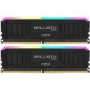 Crucial Ballistix MAX Black RGB BLM2K8G40C18U4BL Оперативная память