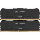 Crucial Ballistix Black BL2K32G32C16U4B Оперативная память