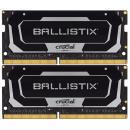 Crucial Ballistix Black BL2K32G32C16S4B Оперативная память