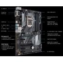ASUS PRIME H370-A 90MB0XN0-M0EAY0 Материнская плата