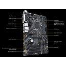GIGABYTE H310 D3, LGA 1151v2, Intel H310, ATX, Ret Материнская плата