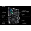 ASUS ROG STRIX B450-E GAMING Материнская плата 90MB1070-M0EAY0 , SocketAM4, AMD B450, ATX, Ret