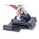 Adaptec ACK-I-rA-HDmSAS-4SAS-SB-0.8M 2279600-R Кабель интерфейсный