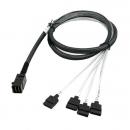 Adaptec ACK-I-rA-HDmSAS-4SATA-SB-0.8M 2280000-R кабель интерфейсный