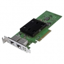 Broadcom 57416 Dual Port 10Gb Base-T PCIe 540-BBVM Адаптер